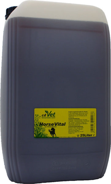 CD-Vet HorseVital  2500 ml