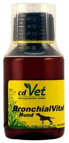 CD-Vet BronchialVital Hund 100 ml
