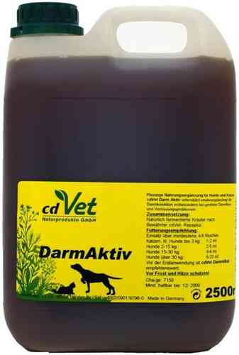 CD-Vet DarmAktiv 2500 ml