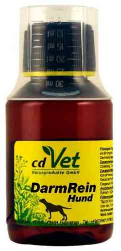 CD-Vet DarmRein Hund 100 ml (ehem. DarmVital)