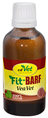 CD-Vet Fit-BARF VeaVet 100 ml -NEU-