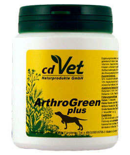 CD-Vet ArthroGreen plus 150 g