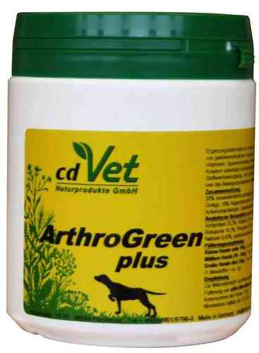 CD-Vet ArthroGreen plus 330 g