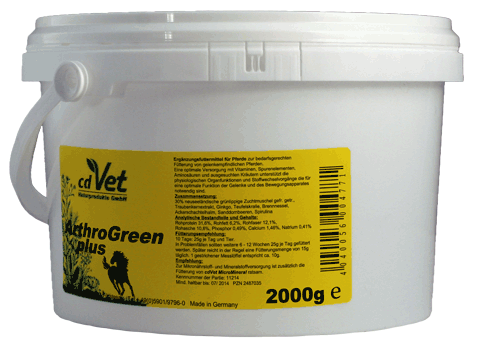 CD-Vet ArthroGreen plus 2000 g