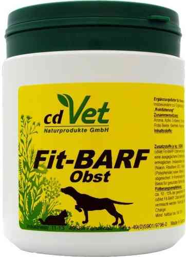 CD-Vet Fit-BARF Obst  350g