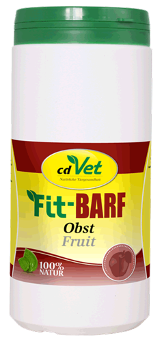 CD-Vet Fit-BARF Obst  700g