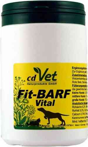 CD-Vet Fit-BARF Vital 400 g ( ehem. Fit-BARF Energy)