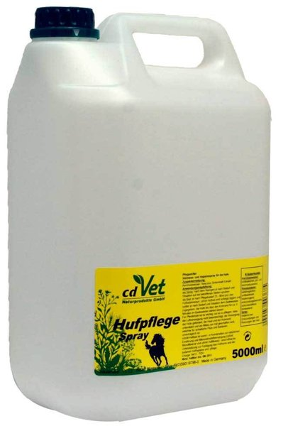 CD-Vet Hufpflegespray 5000 ml