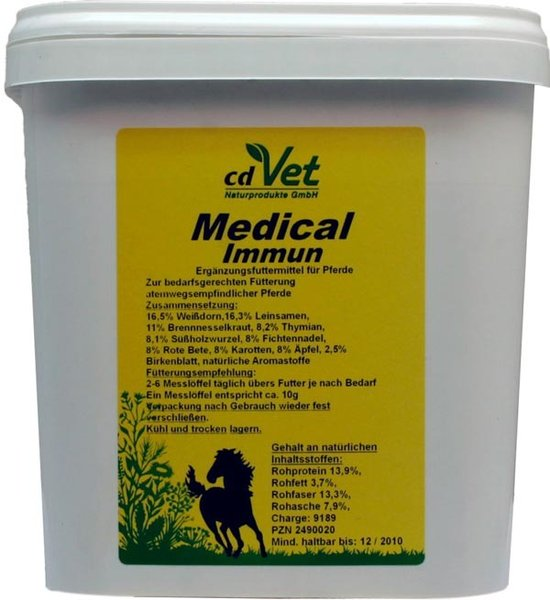 CD-Vet Medical Immun 1,60 kg