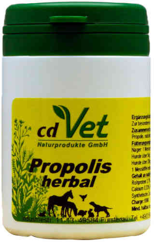CD-Vet PropolisHerbal  35 g