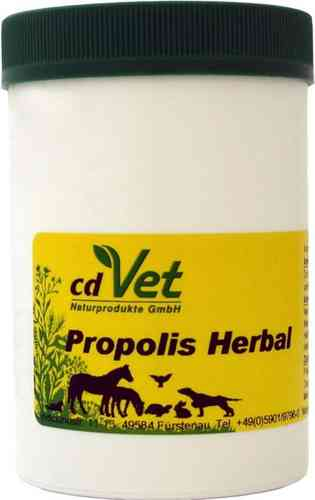 CD-Vet PropolisHerbal  130g