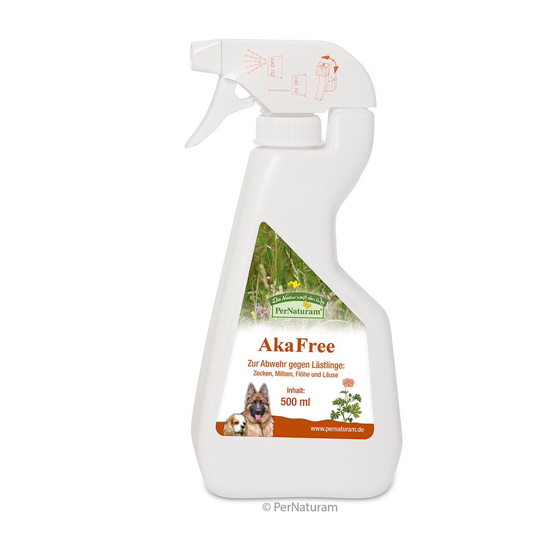 AkaFree Tier/Dog 500 ml