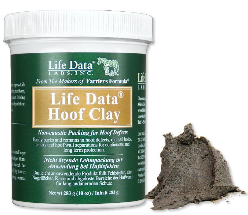 LifeData® Hoof Clay